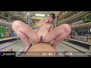 Holivr creampie and squirt at cvs