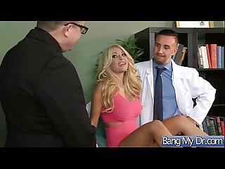 Hardcore sex adventures with doctor and horny patient Kayla kayden video 12