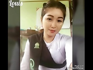 Myanmar cute girls episode 1