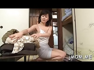 Arousing oral stimulation and riding