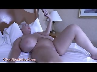 Saggy Fake Tit Claudia Marie Legs Bound And Fucked Hard