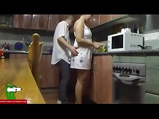 Fuck mom in kitchen while cooking link full bit ly bigbooty1102