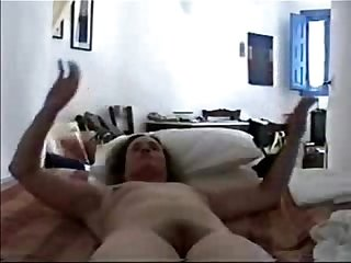 Great stolen video of my cute mom masturbating. She self taped