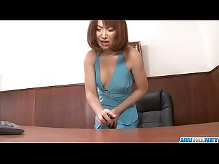 Steamy porn show for cock sucking mom nonoka kaede