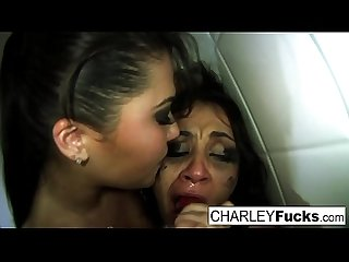 London Keyes Ruins Charley's Prom Queen Fantasy