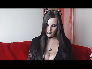 BTS BBW Tattooed Big Boobs Mistress Candid Camgirl Q & A Chat Vlog #5 Kinky Stuff