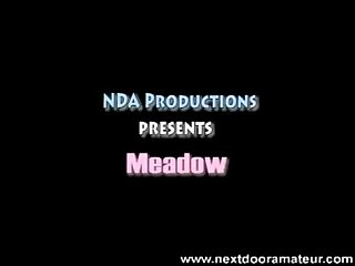 Meadows gets full creampie