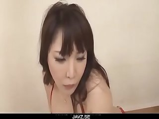 Busty asian lady hinata komine craves for a wild fuck from javz se