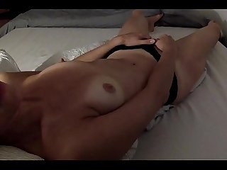 French amateur girl with amazing nipples masturbates to hot orgasm watch part 2 on amateur vixxxens