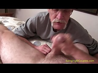 Dads and their sons sucking dick