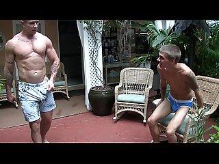 Trenton ducati eats trent ferris sweet ass ass worship muscles