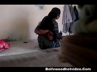 Long haired desi wife with husband part 2