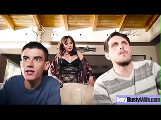 cytherea sexy busty housewife in hardcore sex tape clip 08