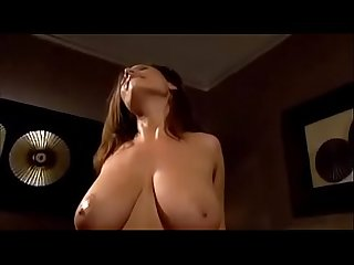 Sensual jane pov riding big tits