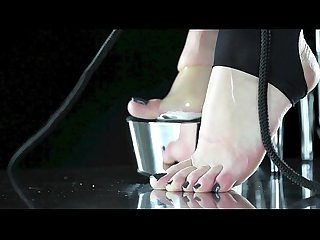 Best feet slavery ever eat your mistress feet