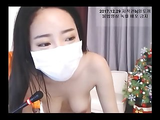 Korean nude dance