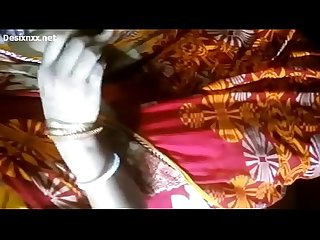Indian beautiful housewife handjob with hubby clear audio