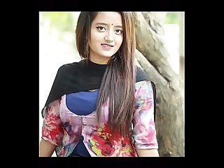 Marjia nishi from Eden college Dhaka stripping for boy friend
