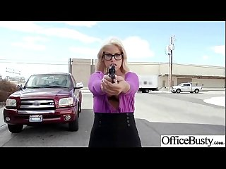 Big round tits girl bridgette b get hard banged in office movie 07