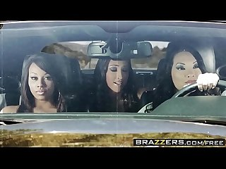 Brazzers - Pornstars Like it Big - (Leilani Leeane) - Death Proof A XXX Parody