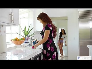 MOMMY'S GIRL - Honey, You took the wrong pill! - Syren De Mer and Whitney Wright