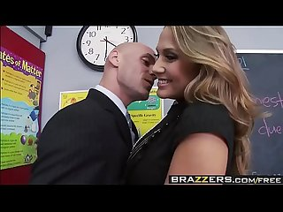 Big tits at school mean teacher fuck her former student scene starring alanah rae johnny Sin