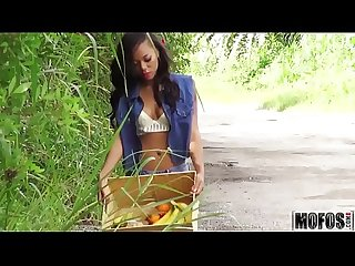 Picking up an ebony teen video starring diamond monrow mofos com