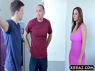 Kendra lust fucked by husband best friend