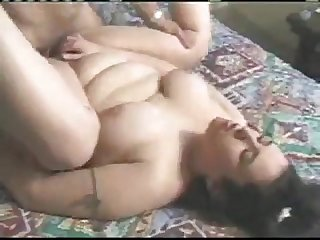 Fat chick fucked hard in the asshole