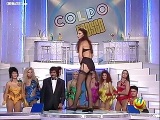 Colpo grosso contender striptease debora vernetti and co