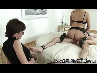 Stockings femdom mature bitches