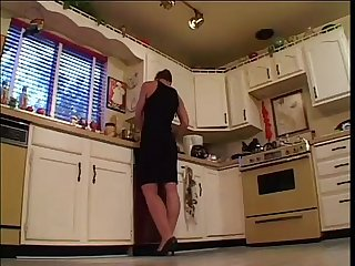 Fucking best friend s mom in kitchen