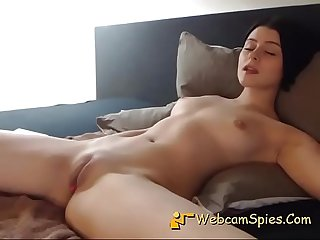 Beautiful Euro Amateur Girl - Lovense - 10076 - HD WebcamSpies.Com