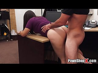 pawn shop thief pays the price and her friend is so ashamed pawnshopx com