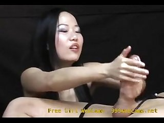 Asian girl gives an intense hand job you will never forget 999webcams net