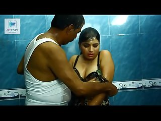 Hot indian bhabhi romance with plumber