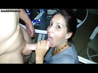 Husband Lets Wife Blowjob Friend Real* (Best Blowjob)