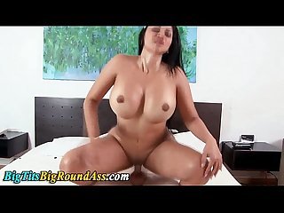Booty assed slut fucked