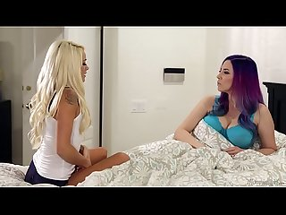 Pussy exam with Stepmom - Jelena Jensen, Elsa Jean