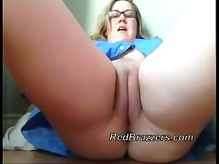 Horny BBW Webcam Horny Webcam Porn Video