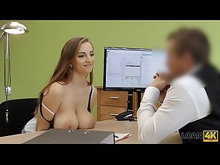 Loan4k suzie got big boobs and a big trouble
