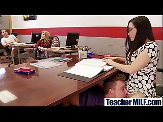 Sex tape with hot big boobs teacher and student clip 30