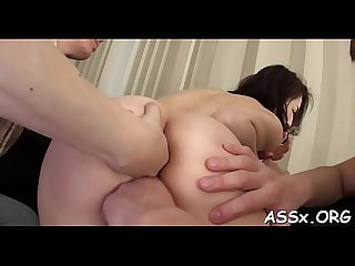 Naughty asian oral sex and shaving