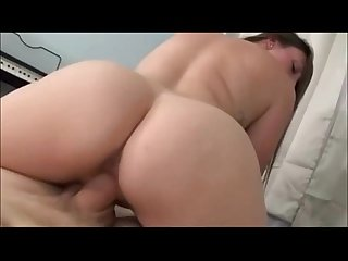 Amateur busty beauty sex and creampie pov