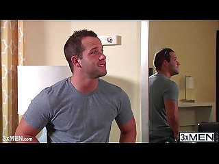 Handsome luke adams pounded his stepbro Cameron foster in his horny ass