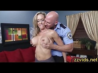 Brandi love fucked by policeman