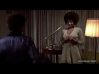 Pam grier showing of her big boobs coffy 1973