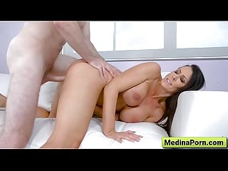 Secretary with big cock gets fucked at work 03