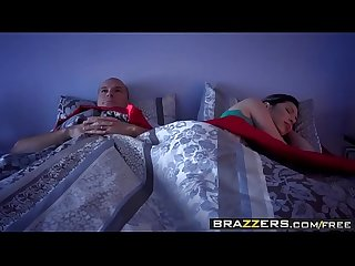 Brazzers pornstars like it big Anna bell peaks and sean lawless tits out like a light