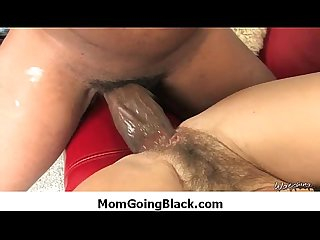My big tits mom likes big black fat cock 27